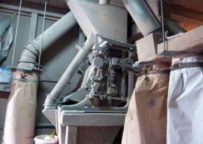 Automatische Getreidewaage